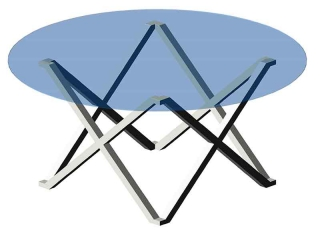 Стол из нержавейки-5
