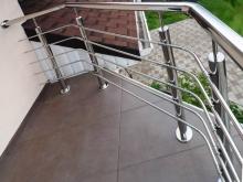 Ограждения для балконов из нержавейки 7