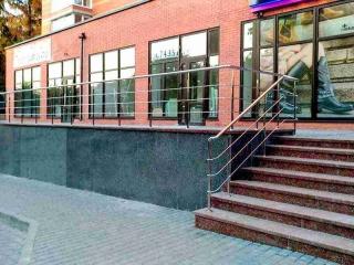 Перила из нержавеющей стали в Бердичеве