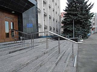 Перила из нержавейки Одесса-3