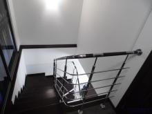 перила для лестниц из нержавейки 4