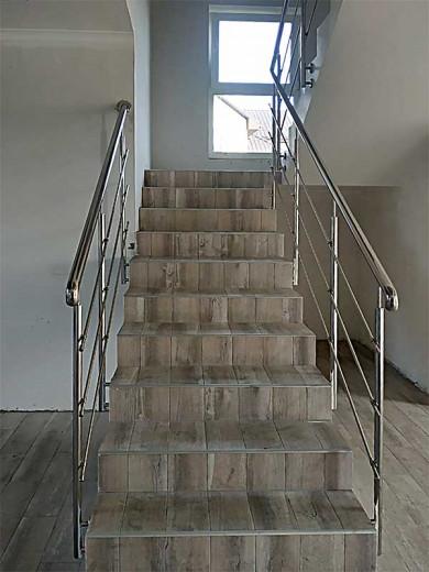 Перила на лестницу, нержавейка, цена