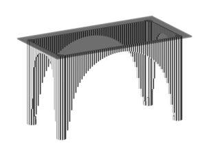 мебель из нержавейки, мебель на заказ, изготовление мебели, элементы мебели