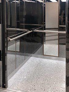 поручни лифт, опоры, поручни лифт кабина