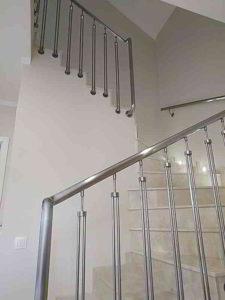 Дизайнерские перила, Перила на лестницу, Перила из нержавейки