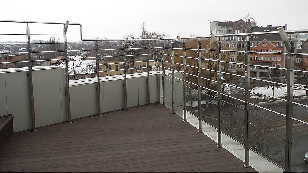 ограда, ограждение, крыша, нержавейка, цена